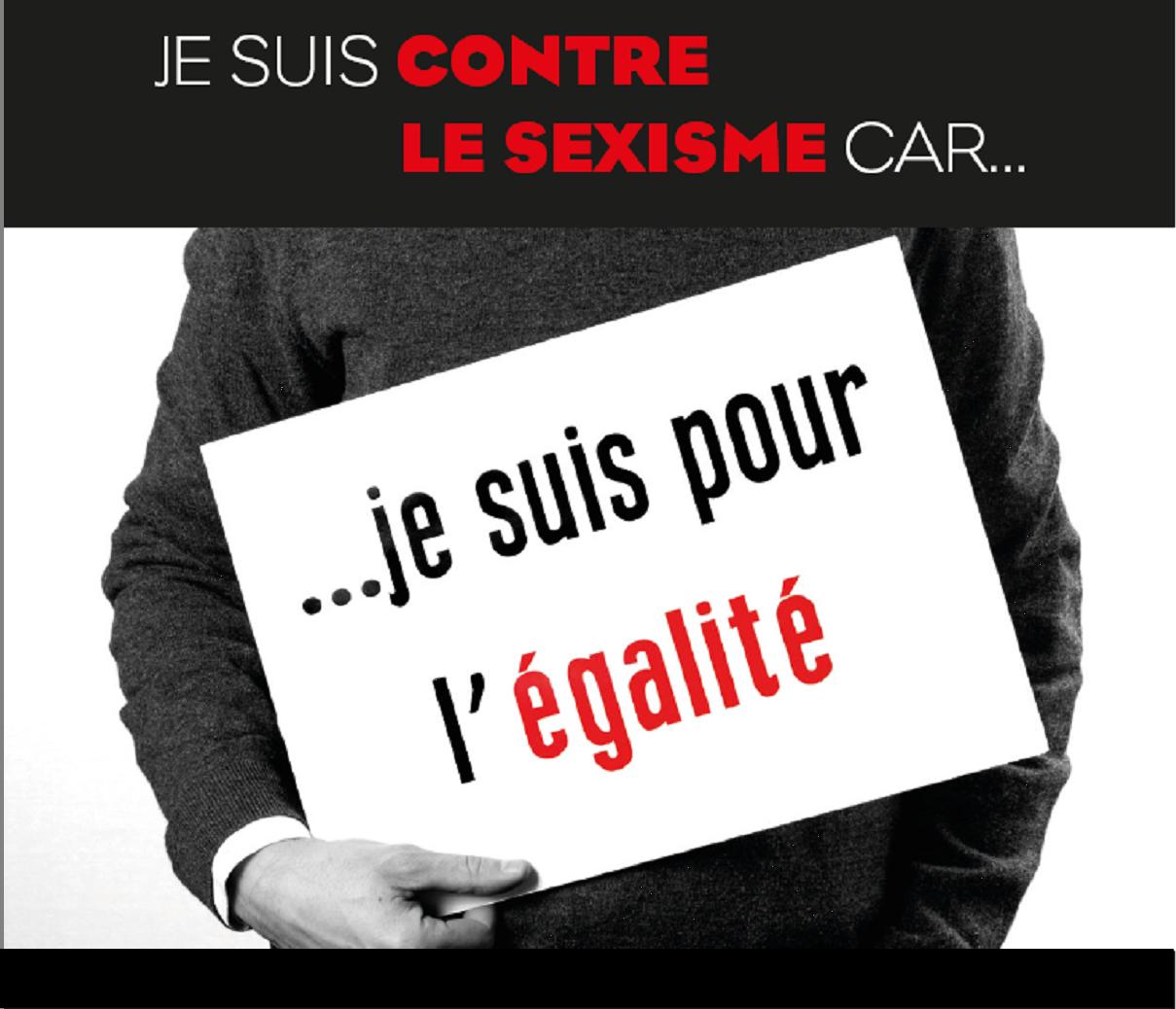 Le sexisme… responsable des inégalités femmes-hommes ?