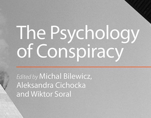 Publication : Behind the screen conspirators: Paranoid social cognition in an online age