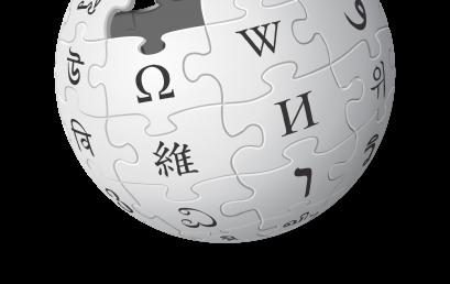 CeSCuP & Wikipedia